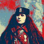 Донка Ушлинова - първата българка с военен чин