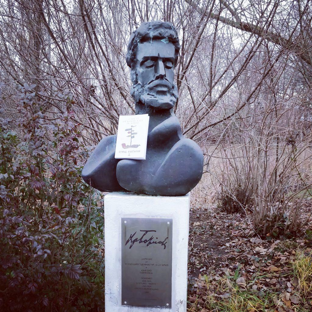Паметникът на Христо Ботев - Голс, Австрия
